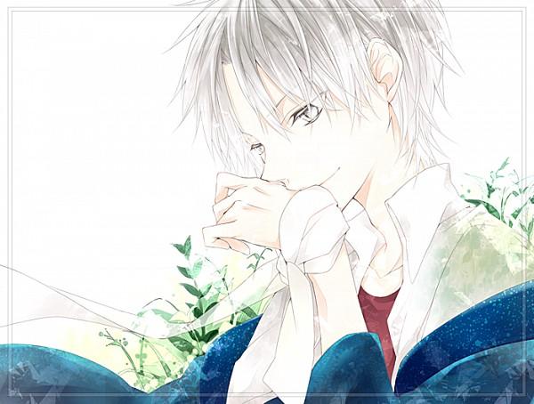 Tags: Anime, Zeke69, Hotarubi no Mori e, Gin (Hotarubi no Mori e), Pixiv