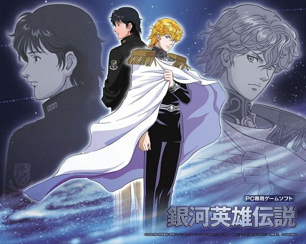 Ginga Eiyuu Densetsu (Legend Of The Galactic Heroes )