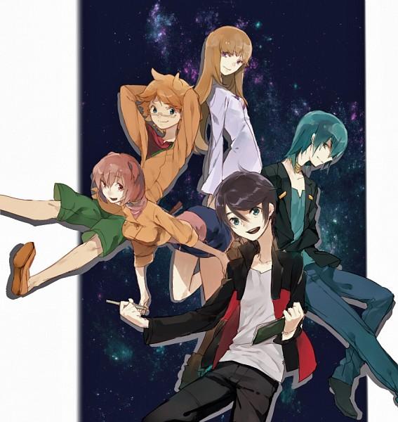 Tags: Anime, Kittyon03, Ginga Kikoutai Majestic Prince, Irie Tamaki, Hitachi Izuru, Kugimiya Kei, Suruga Ataru, Asagi Toshikazu, Pixiv, Majestic Prince