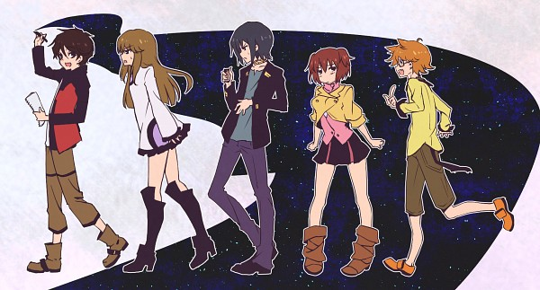 Tags: Anime, Banchii, Ginga Kikoutai Majestic Prince, Suruga Ataru, Hitachi Izuru, Asagi Toshikazu, Kugimiya Kei, Sketchbook, Pixiv, Majestic Prince