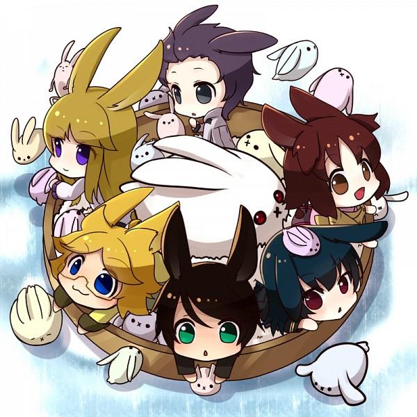 Tags: Anime, Pixiv Id 7800223, Ginga Kikoutai Majestic Prince, Suruga Ataru, Kuroki Ange, Asagi Toshikazu, Hitachi Izuru, Irie Tamaki, Kugimiya Kei, Pixiv, Majestic Prince
