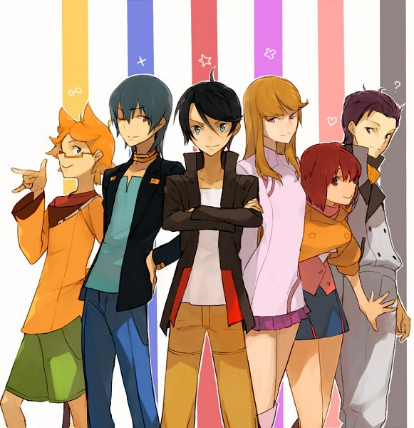 Tags: Anime, Kittyon03, Ginga Kikoutai Majestic Prince, Hitachi Izuru, Kugimiya Kei, Suruga Ataru, Kuroki Ange, Asagi Toshikazu, Irie Tamaki, Pixiv, Majestic Prince