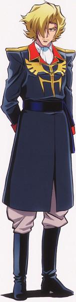 Ginias Saharin - Mobile Suit Gundam