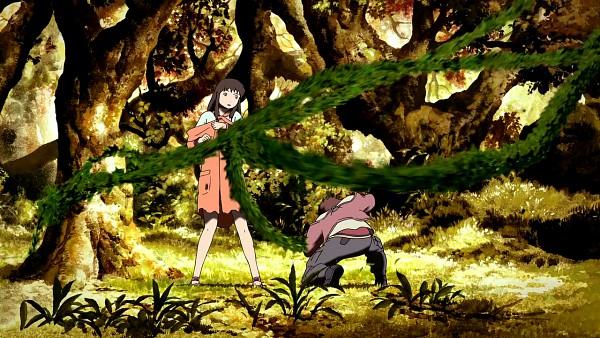 Tags: Anime, Giniro no Kami no Agito, Toola, Origins: Spirits Of The Past, Wallpaper