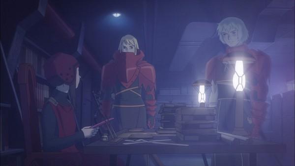 Tags: Anime, Giniro no Kami no Agito, Toola, Soldier, Origins: Spirits Of The Past, Wallpaper