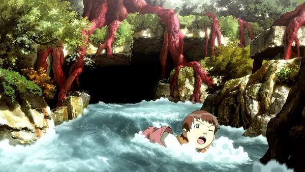 Tags: Anime, Giniro no Kami no Agito, Origins: Spirits Of The Past, Wallpaper