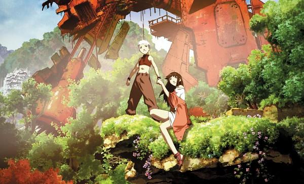 Tags: Anime, Giniro no Kami no Agito, Toola