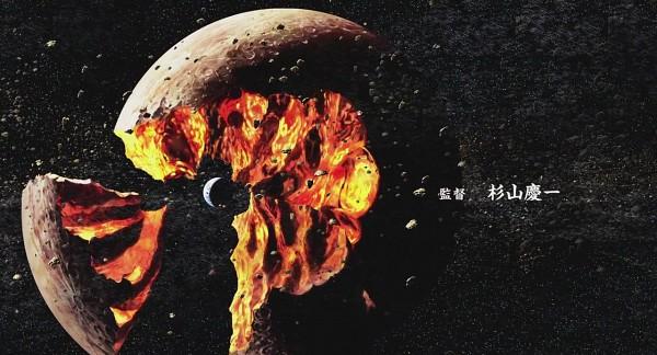 Tags: Anime, Giniro no Kami no Agito, Destruction