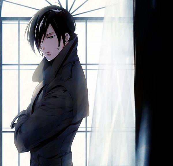Tags: Anime, Pixiv Id 914292, PSYCHO-PASS, Ginoza Nobuchika, Trench Coat