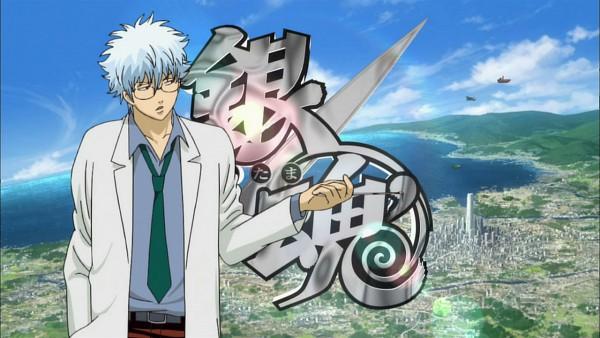 Tags: Anime, Gintama, Ginpachi-sensei, Sakata Gintoki, 3z, Screenshot