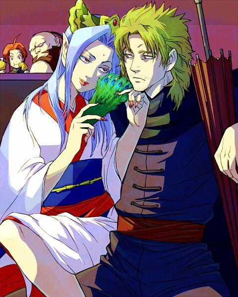 Tags: Anime, mm, Gintama, Abuto, Kujaku Hime Kada, Kamui (Gin Tama), Ungyou, Fanart, Pixiv, Yato Clan, Silver Soul