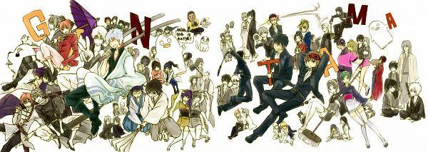 Tags: Anime, Pixiv Id 2106671, Gintama, Otose (Gin Tama), Soyo Hime, Tama (Gin Tama), Takasugi Shinsuke, Ketsuno Ana, Shimura Tae, Seita (Gintama), Kijima Matako, Yoshida Shouyou, Katsura Kotaro, Silver Soul