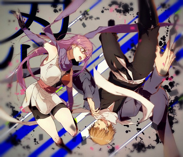 Tags: Anime, Pixiv Id 14758252, Gintama, Hattori Zenzou, Sarutobi Ayame, Pixiv, Fanart From Pixiv, Fanart, ZenSachi, Silver Soul