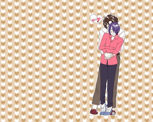 Tags: Anime, Pixiv Id 1249708, Gintama, Sakamoto Tatsuma, Takasugi Shinsuke, Fanart, Pixiv