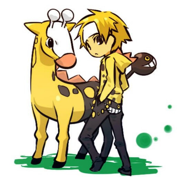 Girafarig - Pokémon