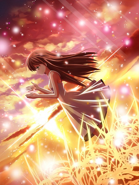 Tags: Anime, Pixiv Id 147331, KEY (Studio), CLANNAD, Girl from the Illusionary World, Fanart From Pixiv, Fanart, Pixiv