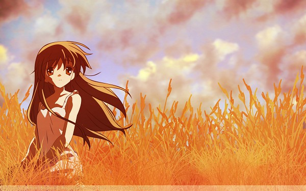 Tags: Anime, KEY (Studio), CLANNAD, Girl from the Illusionary World, Wallpaper