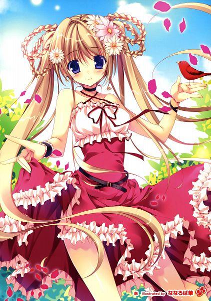 Tags: Anime, Nanaroba Hana, Girls Girls Girls! 11 Plus Girl Collection, Scan