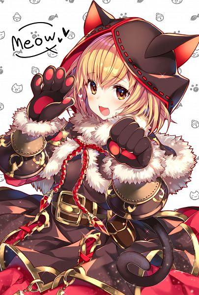 Tags: Anime, Homare (Pixiv1159992), Granblue Fantasy, Gita (Granblue Fantasy)