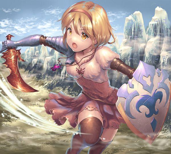 Tags: Anime, Pixiv Id 4405891, Granblue Fantasy, Gita (Granblue Fantasy)