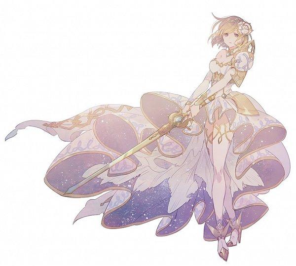 Tags: Anime, Mai2 C, Granblue Fantasy, Gita (Granblue Fantasy), Djeeta (granblue Fantasy)
