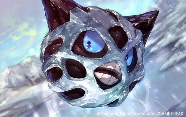 Glalie - Pokémon