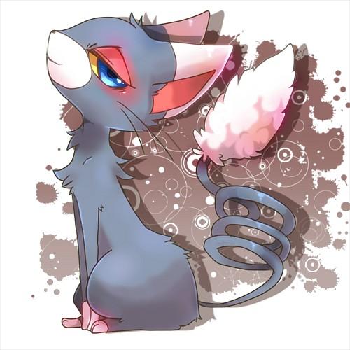 Glameow - Pokémon