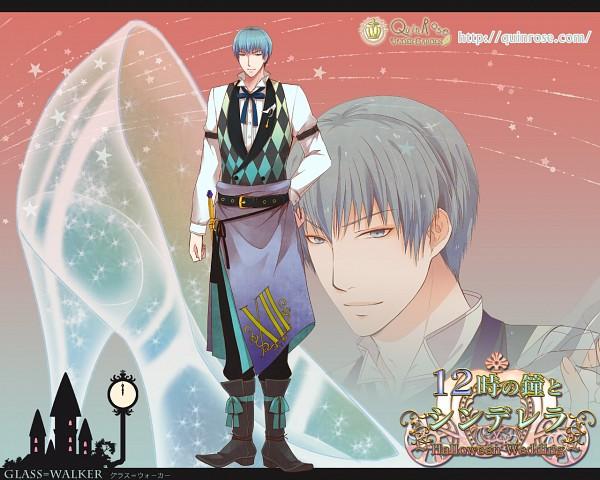 Glass Walker - 12 Ji no Kane no Cinderella ~Halloween Wedding~