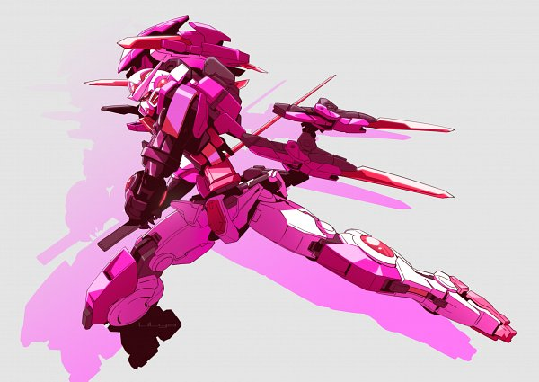 Gn-001reiv Gundam Exia Repair Iv - Mobile Suit Gundam 00