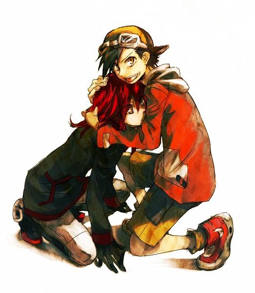 Tags: Anime, Pixiv Id 1562835, Pokémon SPECIAL, Pokémon, Silver (Pokémon SPECIAL), Gold (Pokémon SPECIAL), Fanart From Pixiv, Fanart, PNG Conversion, Pixiv, GoSil