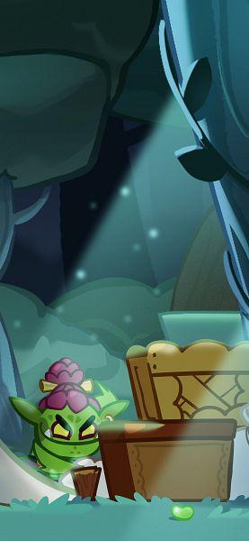 Tags: Anime, Devsisters, Cookie Run: OvenBreak, Cookie Run, Goblin Cookie, 1125x2436 Wallpaper, Goblin, 6:13 Ratio, Mobile Wallpaper, Twitter, Official Art, Wallpaper