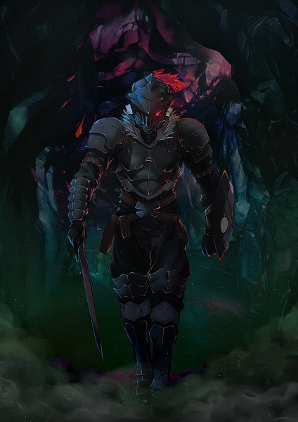 Tags: Anime, Goblin Slayer, Goblin Slayer (Character), Knight