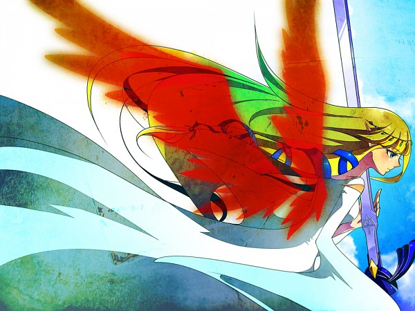 Goddess Hylia - Zelda no Densetsu: Skyward Sword