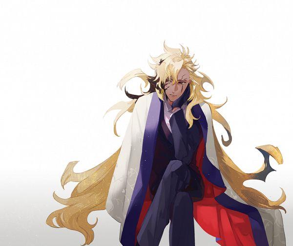 Tags: Anime, Sakamoto Bin, Fate/Grand Order, Goetia (Fate/Grand Order), Fanart From Pixiv, Pixiv, Fanart