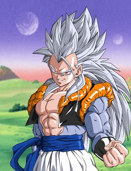 Tags: Anime, Maniaxoi, DRAGON BALL, Gogeta, Son Goku (DRAGON BALL), Vegeta, Character Fusion, Super Saiyan, Super Saiyan 5