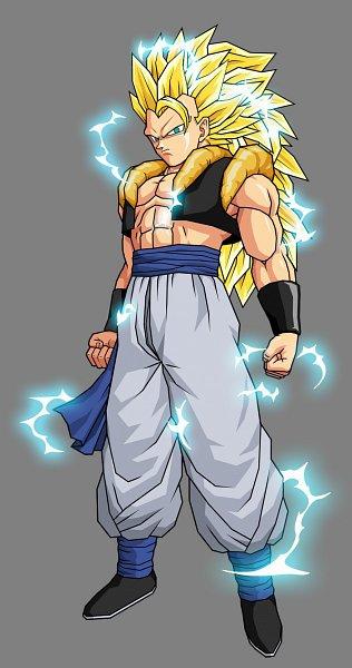 Tags: Anime, Alessandelpho, DRAGON BALL, DRAGON BALL GT, DRAGON BALL Z, Son Goku (DRAGON BALL), Vegeta, Gogeta, Character Fusion, Vector, deviantART, Super Saiyan, Super Saiyan 3
