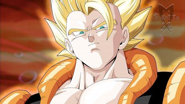 Tags: Anime, DRAGON BALL, DRAGON BALL GT, DRAGON BALL Z, Gogeta, Son Goku (DRAGON BALL), Vegeta, Character Fusion