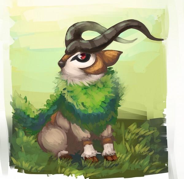 Gogoat - Pokémon