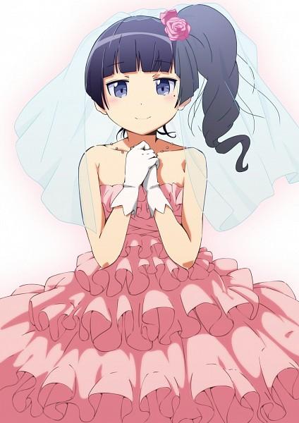 Tags: Anime, Suzumeko, Ore no Imouto ga Konna ni Kawaii Wake ga Nai, Gokou Ruri, Mobile Wallpaper