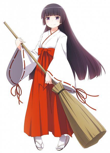 Tags: Anime, Suzumeko, Ore no Imouto ga Konna ni Kawaii Wake ga Nai, Gokou Ruri, PNG Conversion