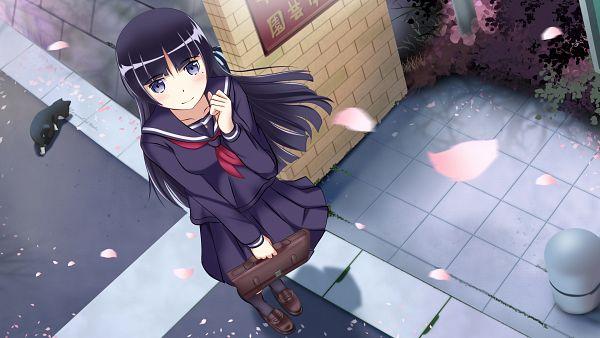 Tags: Anime, Edogawakid, Ore no Imouto ga Konna ni Kawaii Wake ga Nai, Gokou Ruri, Wallpaper, HD Wallpaper