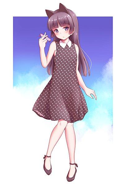 Tags: Anime, Herunin, Ore no Imouto ga Konna ni Kawaii Wake ga Nai, Gokou Ruri, Fanart