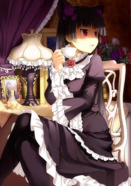 Tags: Anime, Spirtie, Ore no Imouto ga Konna ni Kawaii Wake ga Nai, Gokou Ruri, Mobile Wallpaper