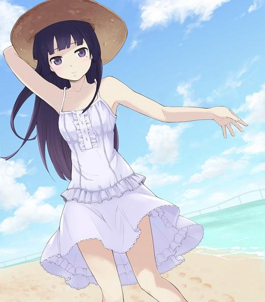 Tags: Anime, Kaya (C14), Ore no Imouto ga Konna ni Kawaii Wake ga Nai, Gokou Ruri, Fanart