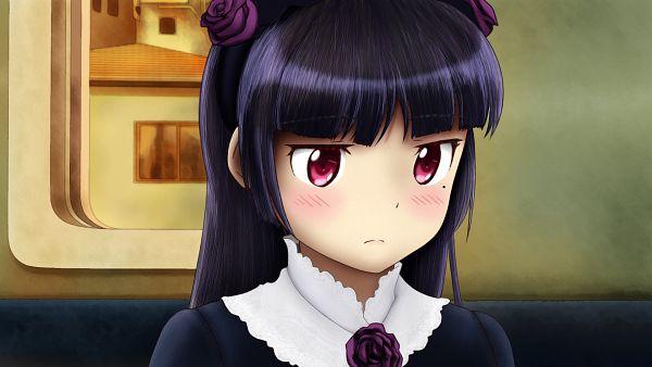 Tags: Anime, Bin Bin, Ore no Imouto ga Konna ni Kawaii Wake ga Nai, Gokou Ruri, Wallpaper, HD Wallpaper
