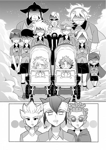 Gokugawa Kantarou - Diamond Dust (Inazuma Eleven)