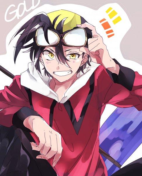 Tags: Anime, Aarii, Pokémon SPECIAL, Pokémon, Gold (Pokémon SPECIAL), Fanart, Fanart From Pixiv, Pixiv