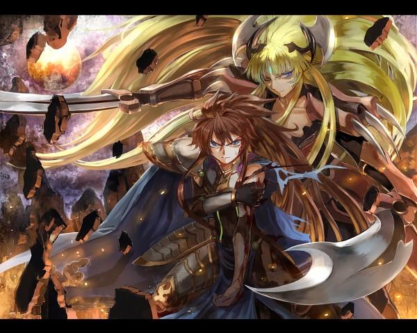 Gold Paladin - Cardfight!! Vanguard
