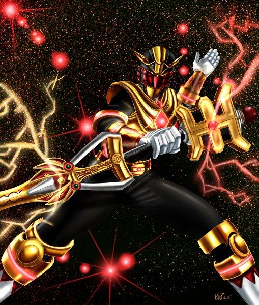 Gold Zeo Ranger - Power Rangers