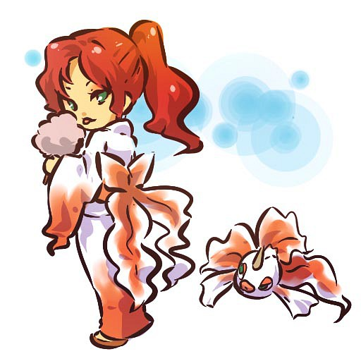 Goldeen - Pokémon